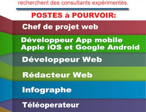 Emploi app : créer des applications web view a partir de sites WordPress